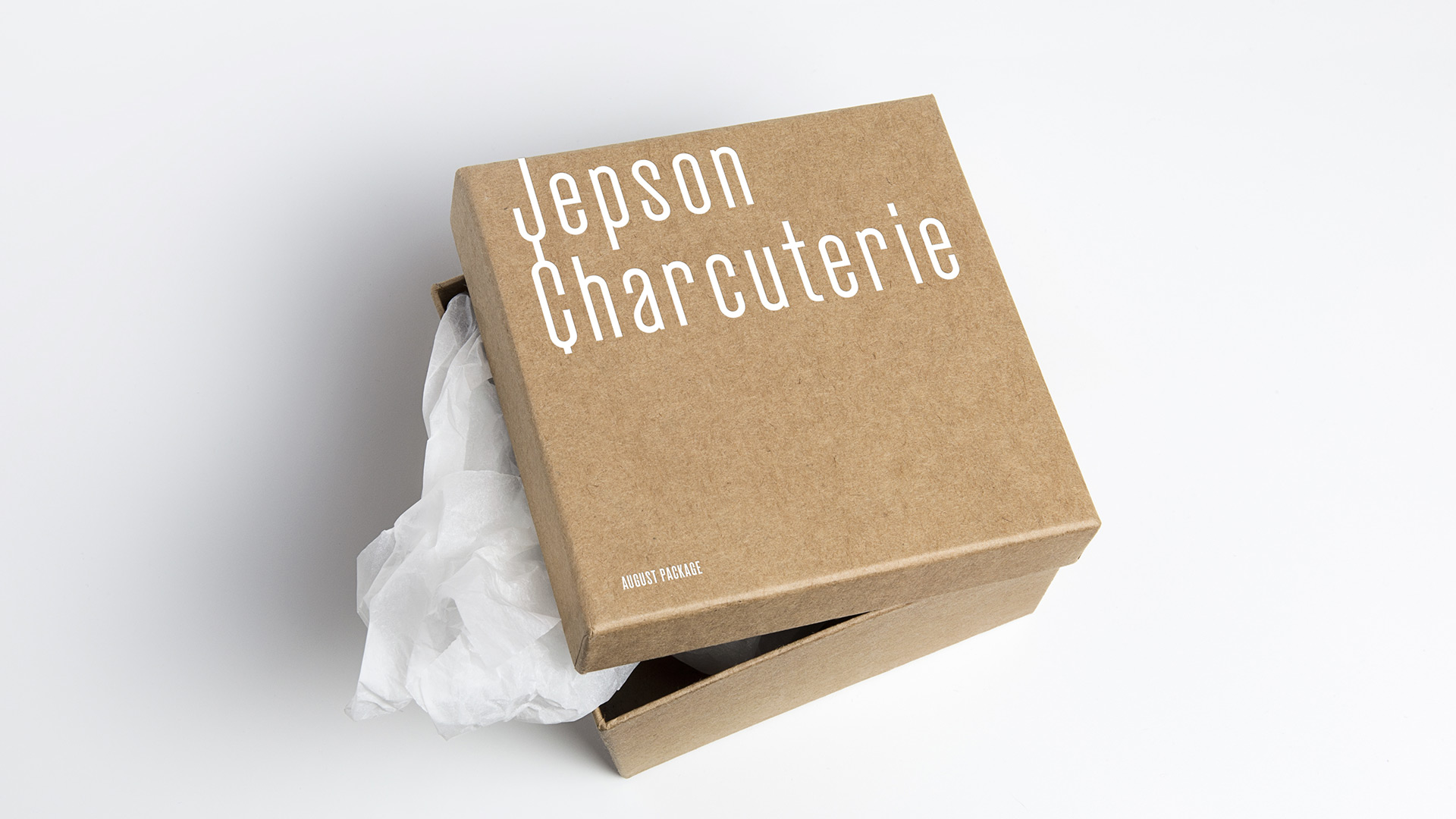 Jepson Charcuteri - Visuel Identitet - Box