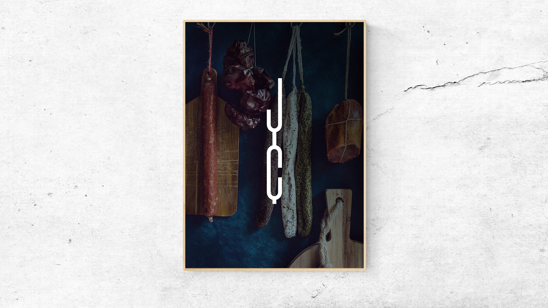 Jepson Charcuteri - Visuel Identitet - Plakat 2